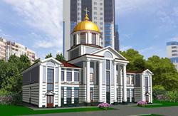 Таким будет наш храм